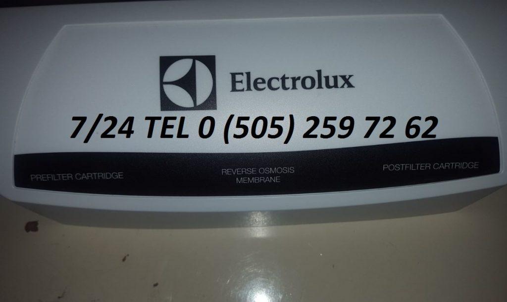 Electrolux Su Arıtma Servis