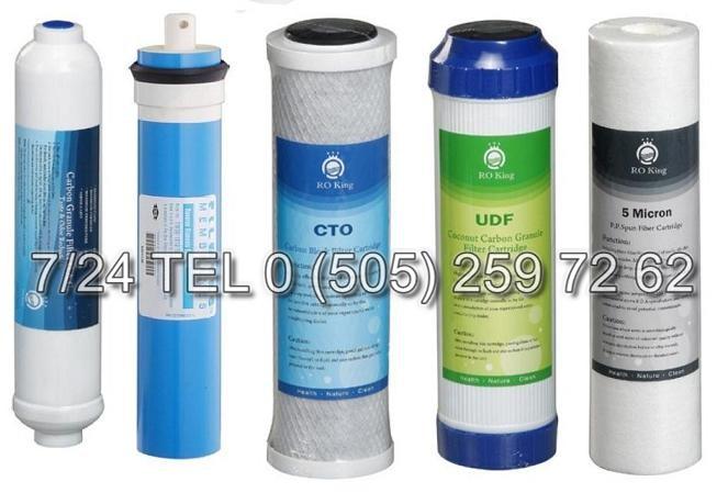 Osmosis Su Arıtma Cihazı Filtre