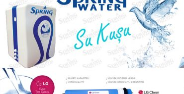 Su Kuşu Su Arıtma Cihazı Fiyat